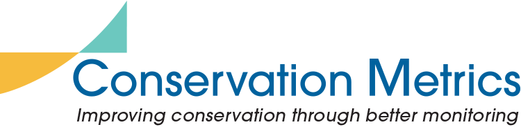 Conservation Metrics Retina Logo